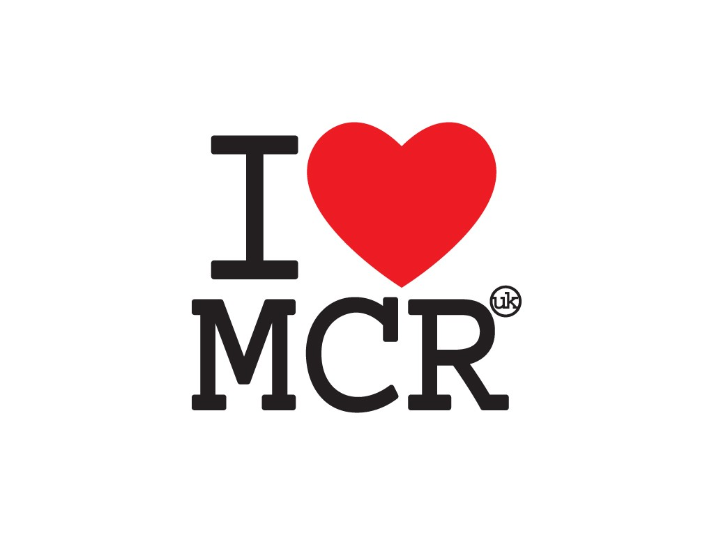 A banner logo image from I love Manchester.