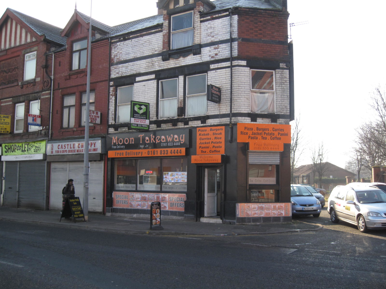 Chinese Restaurants in Manchester