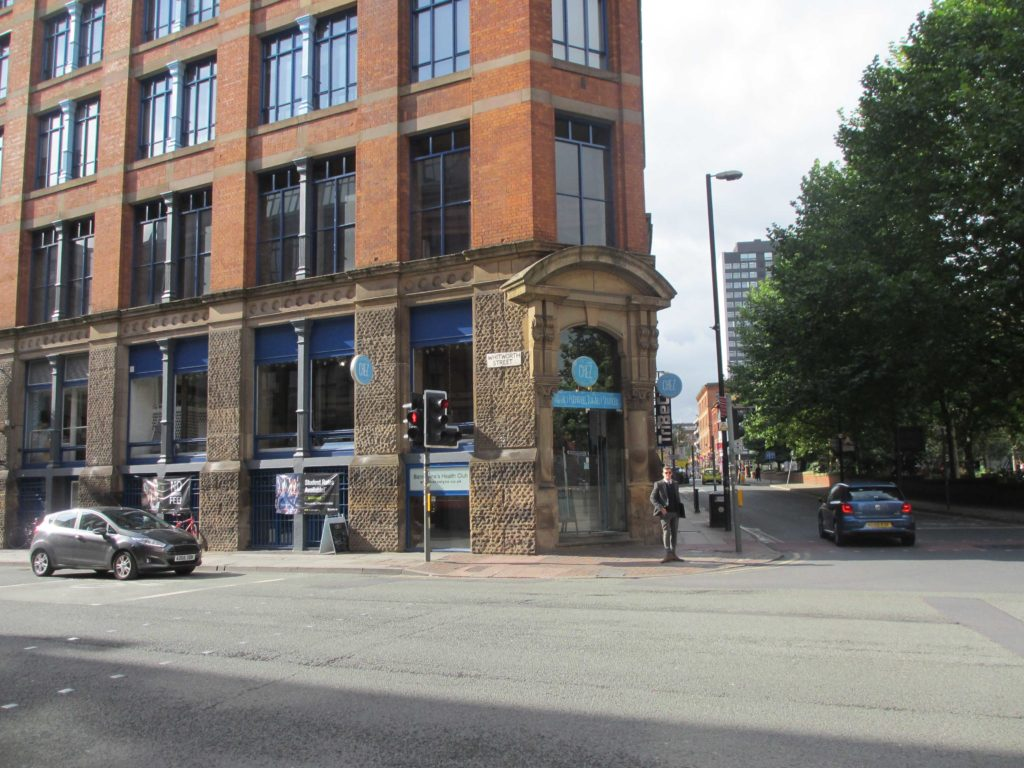 New Manchester City Centre Coffee Shop Opening