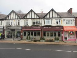 Wilmslow restaurant for sale