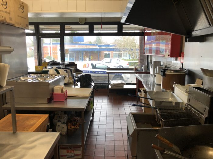 Knutsford takeaway for sale