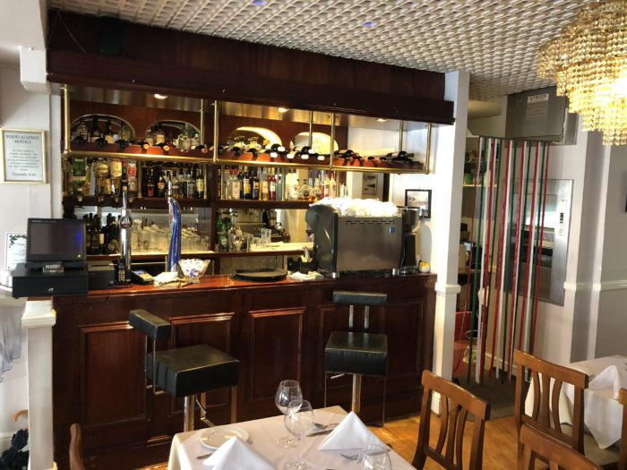 Altrincham Italian Restaurant for sale