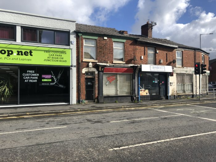 Stockport property for sale