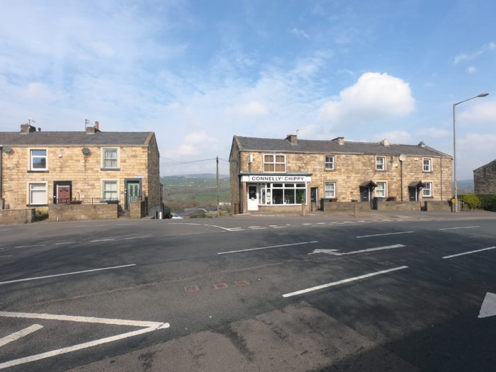 Burnley fish and chip shop for sale