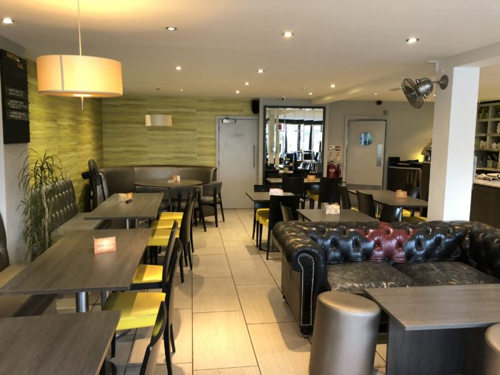 Northwich restaurant for sale