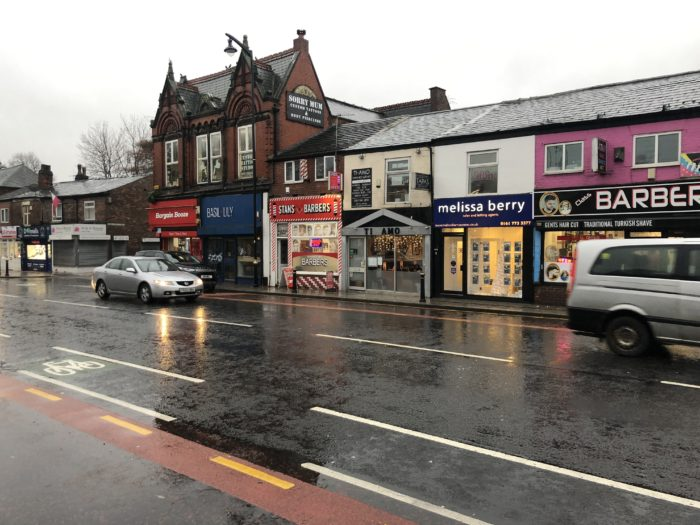 Prestwich business for sale