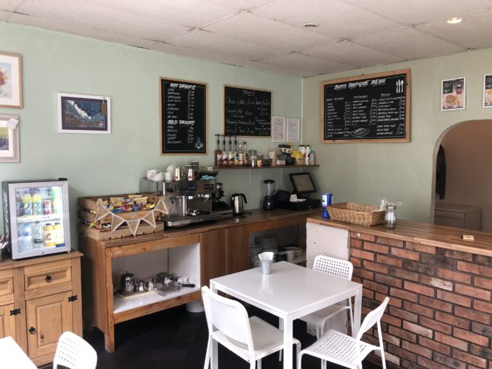 Cheadle sandwich bar for sale