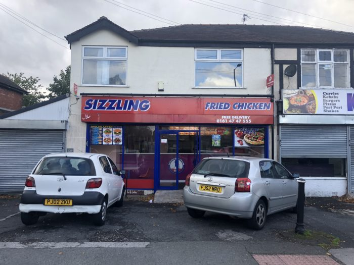 takeaway lease for sale Reddish