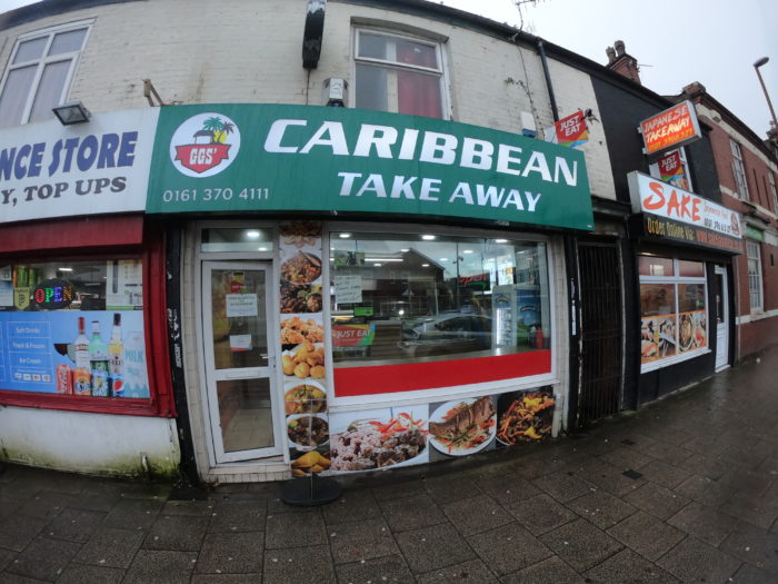 Droylsden takeaway for sale