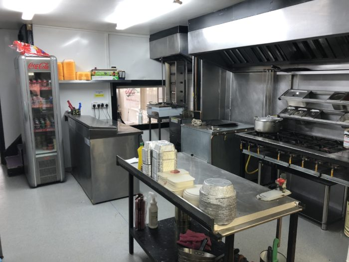 Hot Food Takeaway to let in Bolton