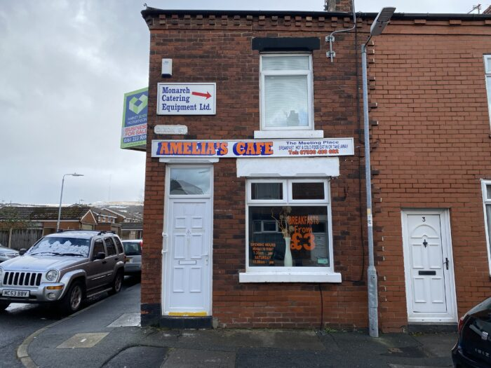 Cafe for sale Horwich