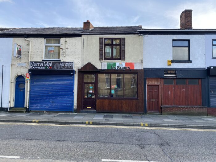Ashton Under-Lyne takeaway for sale
