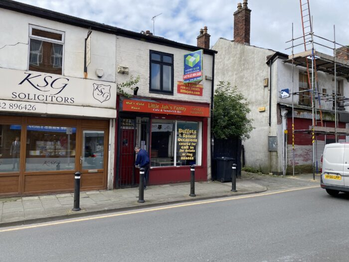 takeaway for sale tyldesley