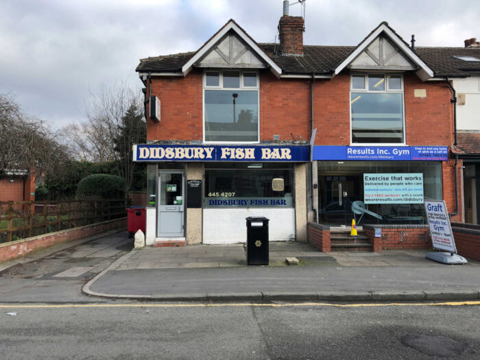 Didsbury takeaway for sale