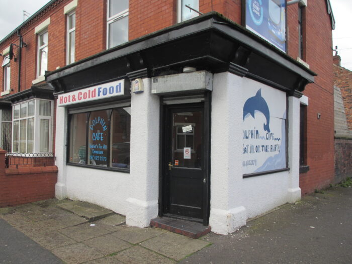 cafe for sale Moston