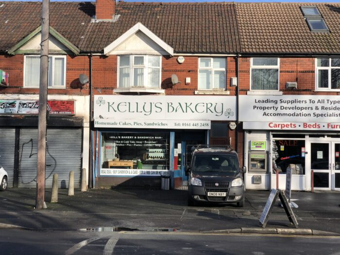 Bakery in Withington for sale