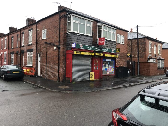 general store Cheetham Hill