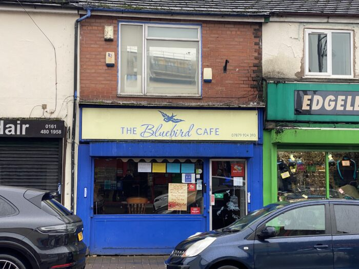 cafe for sale edgeley