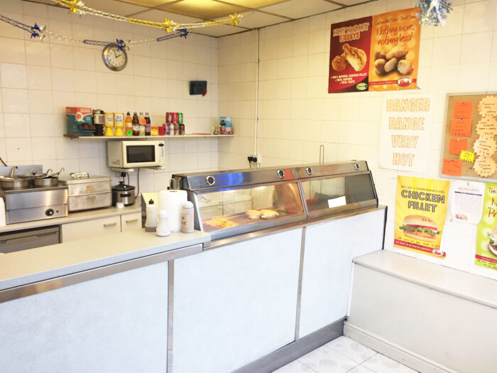fish & chip shop for sale Wigan