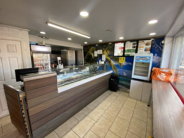 Droyslden takeaway for sale